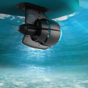 Aqua Marina Blue Drive Power Fin Moottori