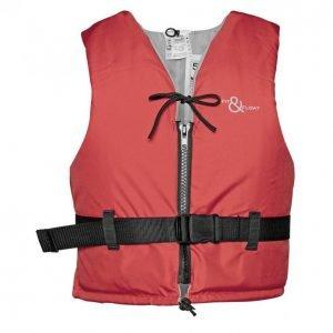 Fit & Float Kelluntaliivi 50-70kg Iso-50n Punainen