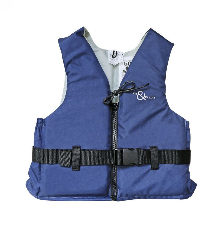 Fit & Float Kelluntaliivi 50-70kg Iso-50n Sininen