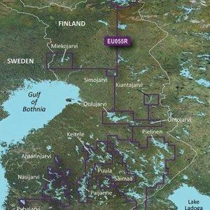 Garmin Bluechart G2 Hxeu055r Suomen Järvet Kartta
