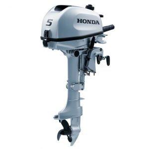 Honda Bf5 Dh Shu Perämoottori 5 Hv