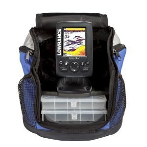 Lowrance Elite-3x All Season Pack Kannettava Kaikuluotain