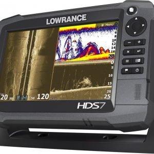 Lowrance Hds-7 Gen3 Yhdistelmälaite