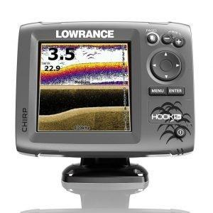 Lowrance Hook-5x Kaikuluotain
