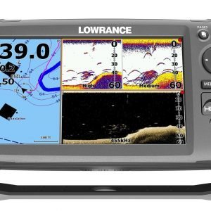 Lowrance Hook-9 Yhdistelmälaite