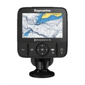 Raymarine Dragonfly 5m Karttaplotteri Europe C-Map Essentials