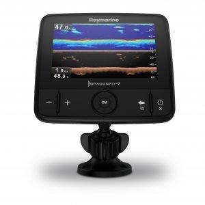 Raymarine Dragonfly 7 Pro Yhdistelmälaite Europe C-Map Essentials