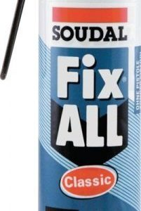 Soudal Fix-All Classic 290 Ml Liimamassa Ja Tiivistemassa
