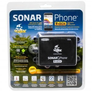 Vexilar Sonarphone Sp200 T-Box Wifi Kaikuluotain