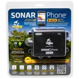 Vexilar Sonarphone Sp200 T-Box Wifi Kaikuluotain